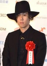 『第70回毎日映画コンクール』表彰式に出席した野田洋次郎 (C)ORICON NewS inc.