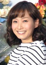 娘の将来に言及した藤本美貴 (C)ORICON NewS inc.
