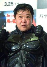 なぜか涙目の上島竜兵 (C)ORICON NewS inc.