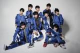 EBiDAN(恵比寿学園男子部)に所属する9人組グループ「SUPER★DRAGON」