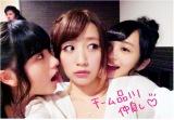 メンバーとの仲良しショット満載(『たかみな撮!AKB48卒業フォト日記「写りな、写りな」』より)