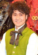 ミュージカル『「ALICE」〜不思議の国のアリスより〜』製作記者会見に出席した吉田要士 (C)ORICON NewS inc.