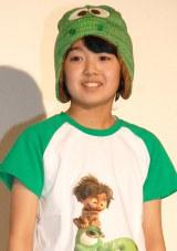映画『アーロと少年』友情プレミア試写会に出席した石川樹くん (C)ORICON NewS inc.