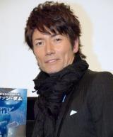 映画『UFO 侵略』公開記念トークイベントに出席したマイケル富岡 (C)ORICON DD inc.