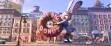 ウサギのジュディが巨大化!? 『ズートピア』のクリップ映像が公開 (C)2016 Disney. All Rights Reserved.