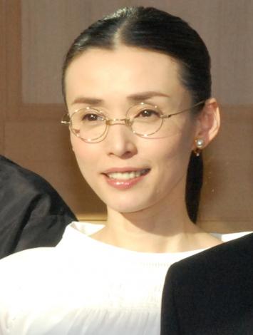 映画『家族はつらいよ』公開直前イベントに出席した中嶋朋子 (C)ORICON NewS inc.