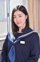 ドラマ『私結婚できないんじゃなくて、しないんです』に出演が決まったAKE48松井珠理奈 (C)TBS