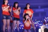 SKE48コンサートでのサプライズ発表の様子(C)AKS