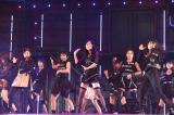 日本ガイシホールでコンサートを開始したSKE48(C)AKS