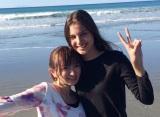テレビ東京の紺野あさ美アナウンサーがニュージランドで美女と一緒にただひたすら踊ってきた(C)テレビ東京
