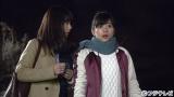 芳根京子演じる明日香は、奈良から東京に出てきたばかり。偶然、雑踏の中、音(有村架純)と出会う。