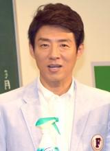 P&G『ファブリーズ』PRイベントで講師を務めた松岡修造 (C)ORICON NewS inc.