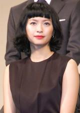 映画『64-ロクヨン-前編/後編』完成報告会見に出席した榮倉奈々 (C)ORICON NewS inc.