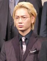 映画『64-ロクヨン-前編/後編』完成報告会見に出席した綾野剛 (C)ORICON NewS inc.