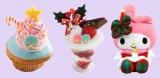 ピューロランドのクリスマスオリジナルメニュー&グッズ (c)2015 SANRIO CO., LTD.