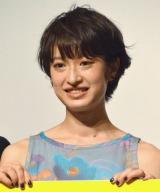 映画『太陽』完成披露試写会に出席した門脇麦 (C)ORICON NewS inc.