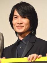 映画『太陽』完成披露試写会に出席した神木隆之介 (C)ORICON NewS inc.