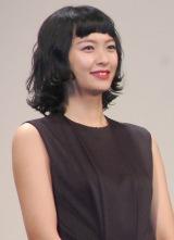 映画『64-ロクヨン-前編』完成披露試写会舞台あいさつに出席した榮倉奈々 (C)ORICON NewS inc.