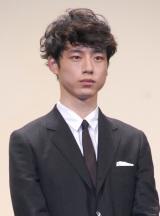 映画『64-ロクヨン-前編』完成披露試写会舞台あいさつに出席した (C)ORICON NewS inc.