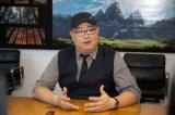 ディズニー/ピクサー最新作『アーロと少年』で初の長編アニメーション監督を務めたピーター・ソーン氏