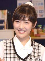 """福田氏の""""指原イジリ""""に苦笑していたAKB48・渡辺麻友 (C)ORICON NewS inc."""