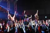 ひな祭りスペシャルライブを開催したベイビーレイズJAPAN