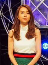 NHK音楽情報番組『J-MELO』の会見に出席したMay J. (C)ORICON NewS inc.