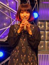 NHK音楽情報番組『J-MELO』の会見に出席したLiSA (C)ORICON NewS inc.