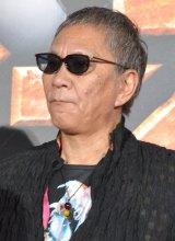 映画『テラフォーマーズ』完成披露舞台あいさつに出席した三池崇史監督 (C)ORICON NewS inc.