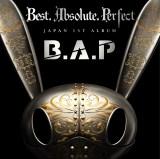B.A.P初の日本オリジナル曲「KINGDOM」(3月30日発売)Type-B