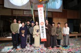 NHK連続テレビ小説『あさが来た』撮影終了。放送は4月2日まで(C)NHK
