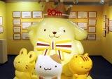 『ポムポムプリン だいすき展』が松屋銀座(東京・中央区)にて開催(2016年3月14日まで)