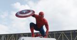 映画『シビル・ウォー/キャプテン・アメリカ』(4月29日公開)の予告編にスパイダーマンが登場(C)2016 Marvel.