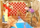 お披露目されたトリックフォト(C)尾田栄一郎/集英社・フジテレビ・東映アニメーション (C)Amusequest Tokyo Tower LLP (C)ORICON NewS inc.