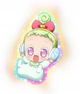 謎の赤ちゃん「ジュルル」のキャストに上田麗奈が決定(C)T-ARTS/syn Sophia/テレビ東京/PP3製作委員会