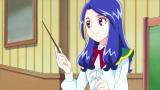 テレビアニメ『魔法つかいプリキュア!』第6話より登場するリコの姉リズ。声優は名塚佳織(C)ABC・東映アニメーション