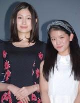 (左から)大野いと、村山優香 (C)ORICON NewS inc.