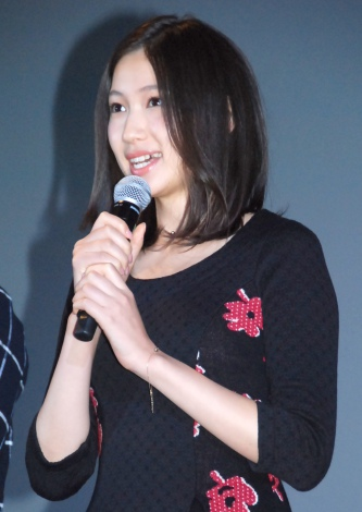 映画『忘れ雪』の特別上映イベントで舞台あいさつに登壇した大野いと (C)ORICON NewS inc.