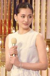 『第39回日本アカデミー賞』授賞式に出席した綾瀬はるか (C)ORICON NewS inc.