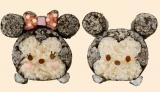 """ツムツムのデコ巻き寿司を作るレシピ本『かんたんに楽しく巻ける!ディズニー ツムツム巻きずし』が発売! (C)Disney (C)Disney,Based on the""""Winnie the Pooh""""works,by A.A.Milne and E.H.Shepard"""