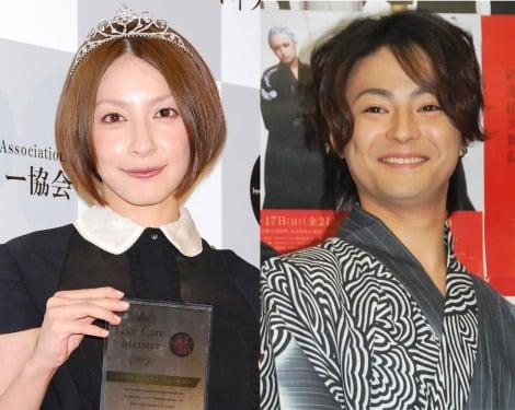サムネイル 結婚を発表した奥菜恵と木村了 (C)ORICON NewS inc.
