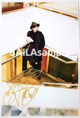 =2PM・チャンソン=女性ファッション誌『BAILA』(集英社)5月号で実施される写真プレゼント企画のサンプル画像(撮影/柴田文子)