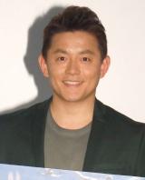井戸田潤、元妻・安達祐実を祝福
