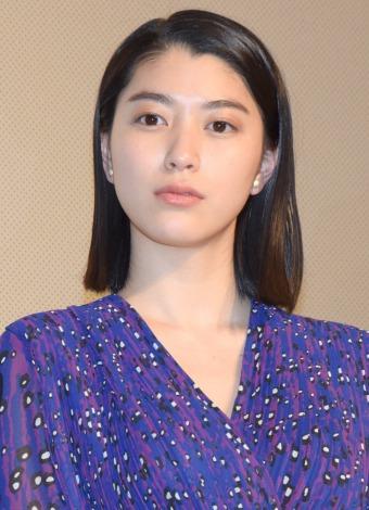 映画『無伴奏』ホワイトデープレミア試写会に登壇した成海璃子 (C)ORICON NewS inc.