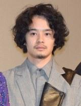 映画『無伴奏』ホワイトデープレミア試写会に登壇した池松壮亮 (C)ORICON NewS inc.