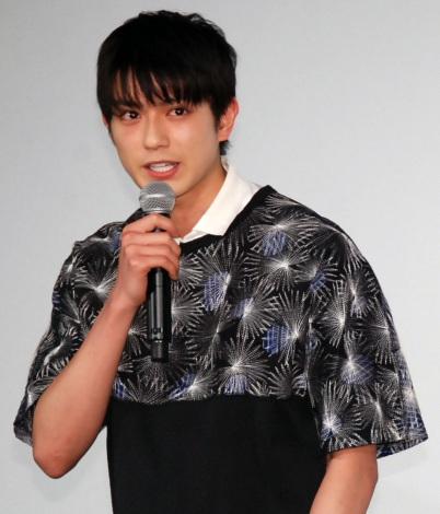 真剣佑=映画『ちはやふる』ホワイトデーイベント (C)ORICON NewS inc.