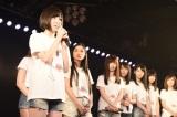 AKB48劇場で行われた『東日本大震災復興支援特別公演』(C)AKS