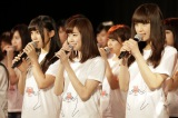 NMB48劇場で行われた『東日本大震災復興支援特別公演』(C)AKS