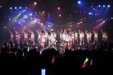 HKT48劇場で行われた『東日本大震災復興支援特別公演』(C)AKS