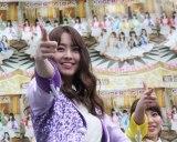 6月でのグループ卒業を発表したSUPER☆GiRLSの荒井玲良